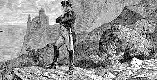 Napoleon's Second Exile / Death