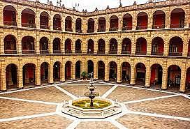 Se funda el Colegio de San Ildefonso