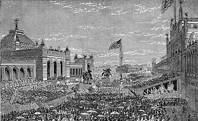 May 10, 1876The Philadelphia Centennial Exhibition