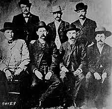 October 26, 1881 The gunfight