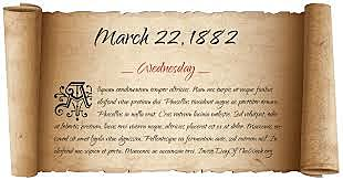 March 22, 1882The practice of polygamy is outlawed by legislation in the United States Congress.