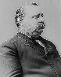 November 4, 1884 Grover Cleveland
