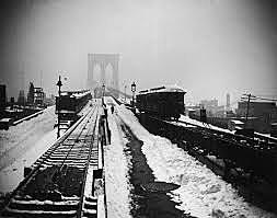 March 11-14, 1888The eastern section of the United States undergoes a great snow storm, killing four hundred people.