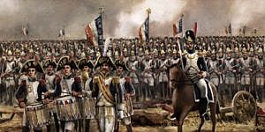 Napoleón interviene en España con la Grande Armée.