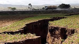 Rift Valley 15-20 MILIONI DI ANNI FA