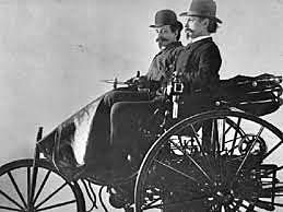 Invención del automóvil