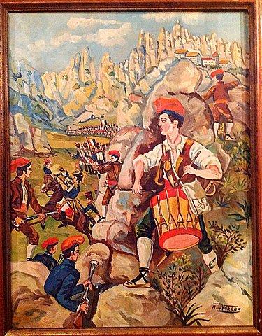 La Batalla del Bruc