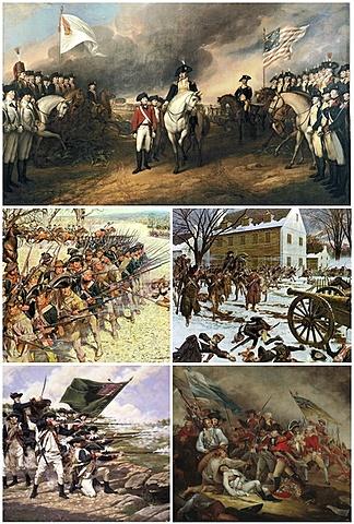 La guerra de la Independencia (1775-1783)