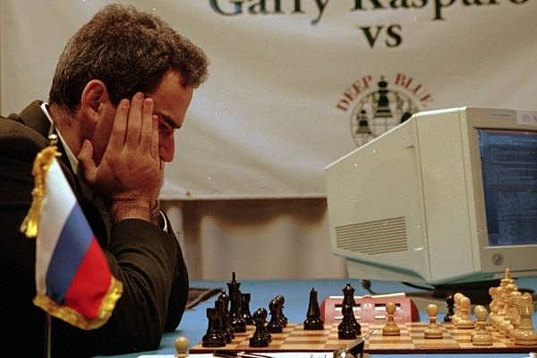 Fenómeno digital: Deep Blue gana a Kasparov