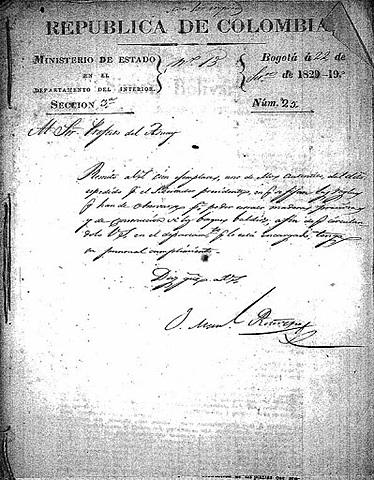 Decretos de Guayaquil