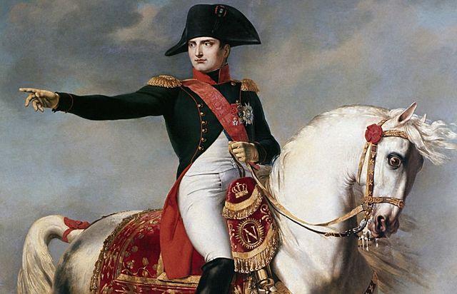 Napoleó es va convertir en cònsol