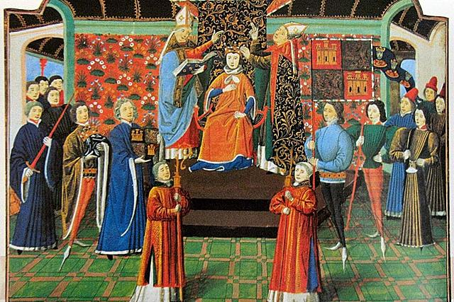Creación de la monarquía y la unión dinástica.
