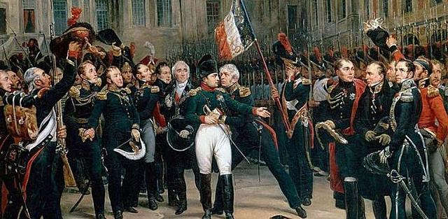 Vuelta de Napoleón: El Imperio de los Cien días