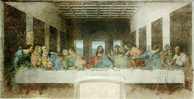 """Publishing of """"The Last Supper"""""""