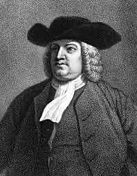 Pennsylvania is given to William Penn