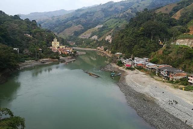 Desastre en Hidroituango