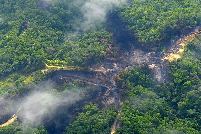 Atentados contra el oleoducto Caño Limón- Coveñas