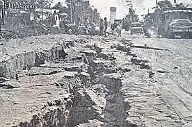 Terremoto en Tumaco