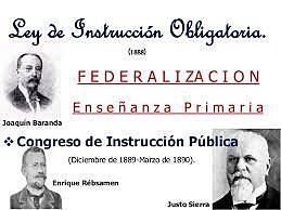 Ley de Instrucción Obligatoria