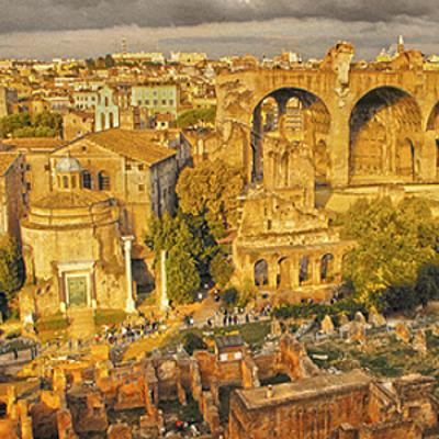 Roma, dalla fondazione alla fine della Repubblica timeline