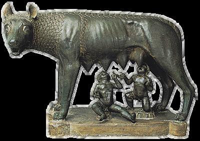 Nascita di Roma (Mito)