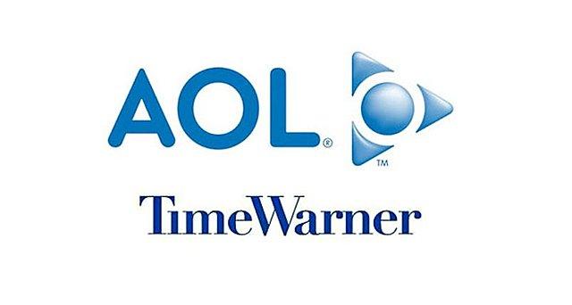 Fusión de AOL y TIME WARNER