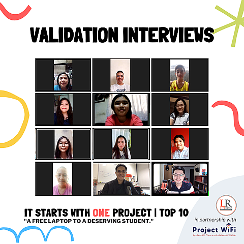 LR #ISWO project Validation Interviews
