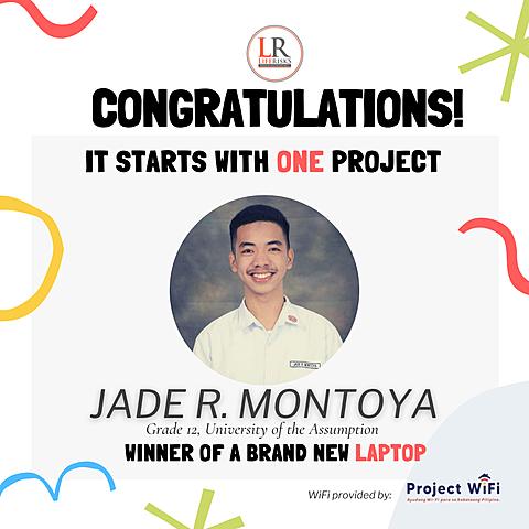LR #ISWO project Winner!