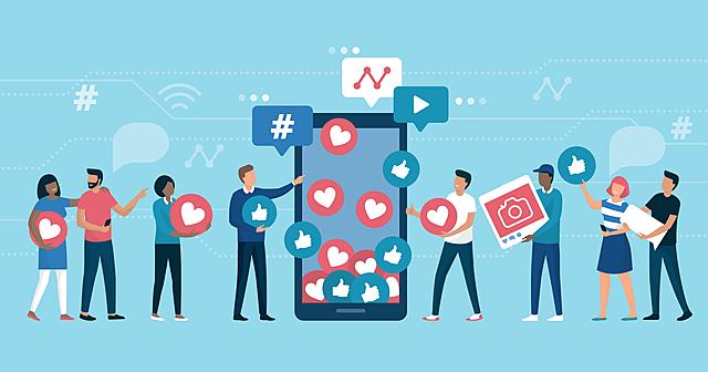 Nacen las redes sociales