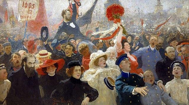 Rewolucja 1905 w Rosji
