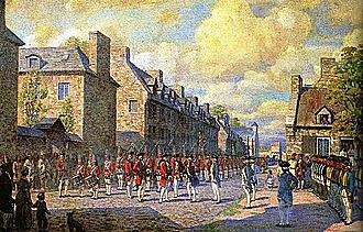 Capitulation de Montreal
