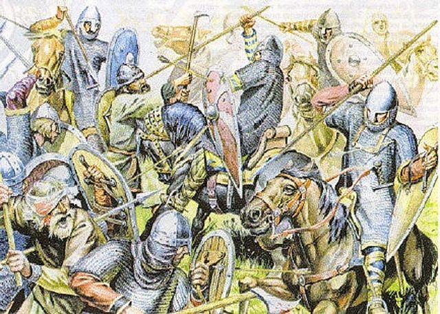 Вторжение норманнов