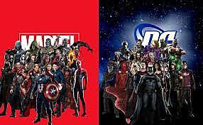 Marvel intenta adquirir a DC