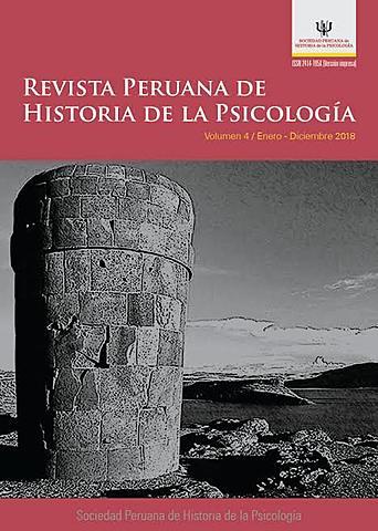 Revista peruana de historia de psicología