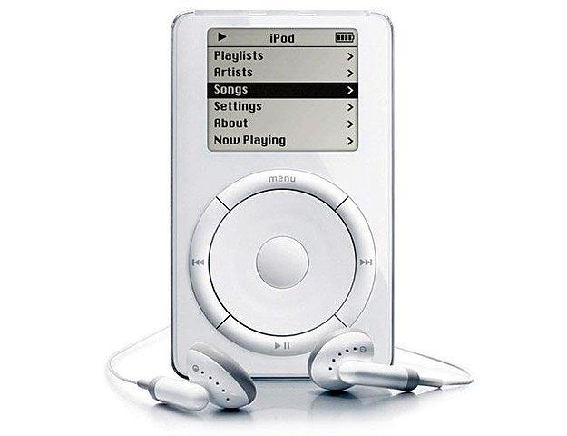 Apple: líder en el mercado de reproductores musicales