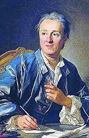 Birh of Diderot
