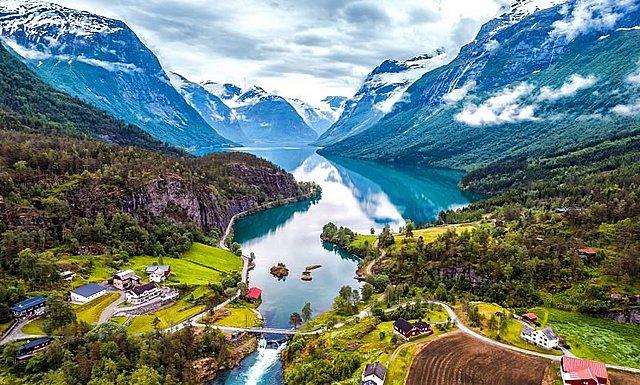 Sueños e Ideales 2   Visitar Noruega  