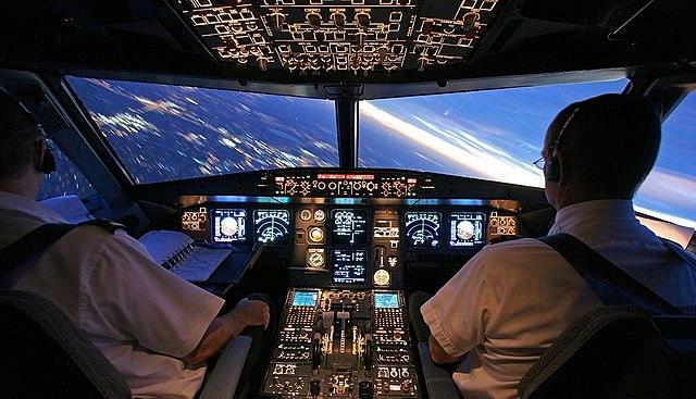 Sueños e Ideales 3   Piloto Aviador Comercial  