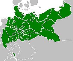 Confederación de la Alemania del Norte
