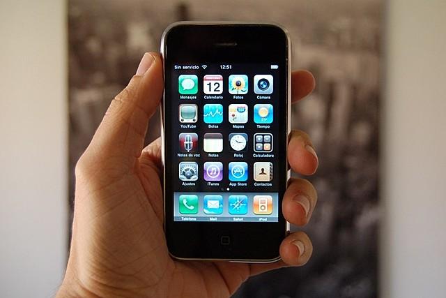 Apple lanza un nuevo modelo de móvil iPhone