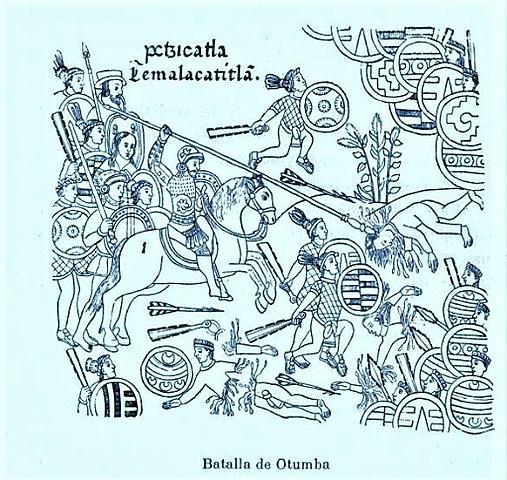 Tenochtitlan es sitiado