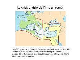 Divisió de l'Imperi Teodosi