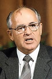 Mikhail Gorbatsjov Del 2