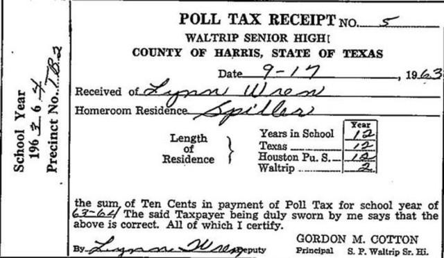 24th Amendment ratified