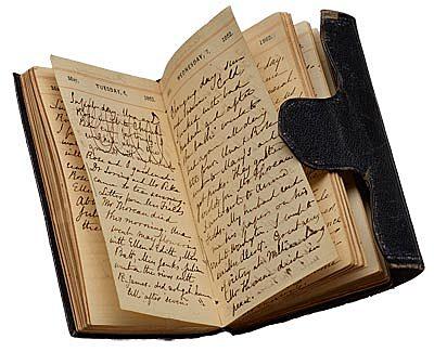 The Very Secret Diary