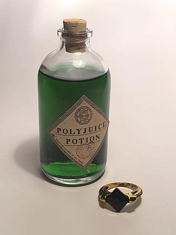 The Polyjuice Potion