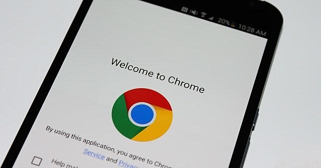 Chrome para Smarthpones