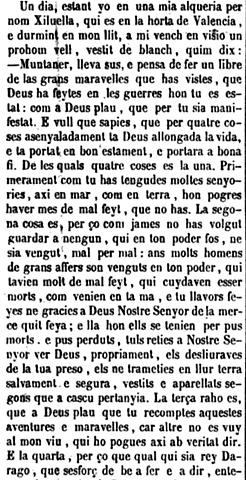 La crònica de Ramón Muntaner