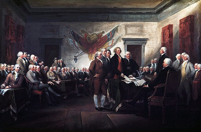 We're Outta Here—Declaring Independence