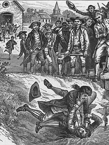 Toward a Constitution—Shays' Rebellion